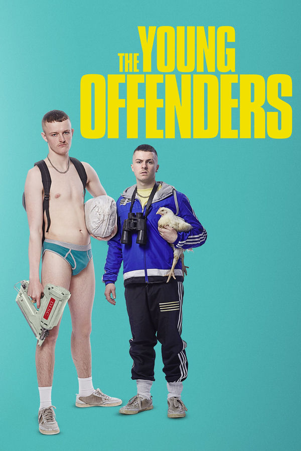 The Young Offenders online