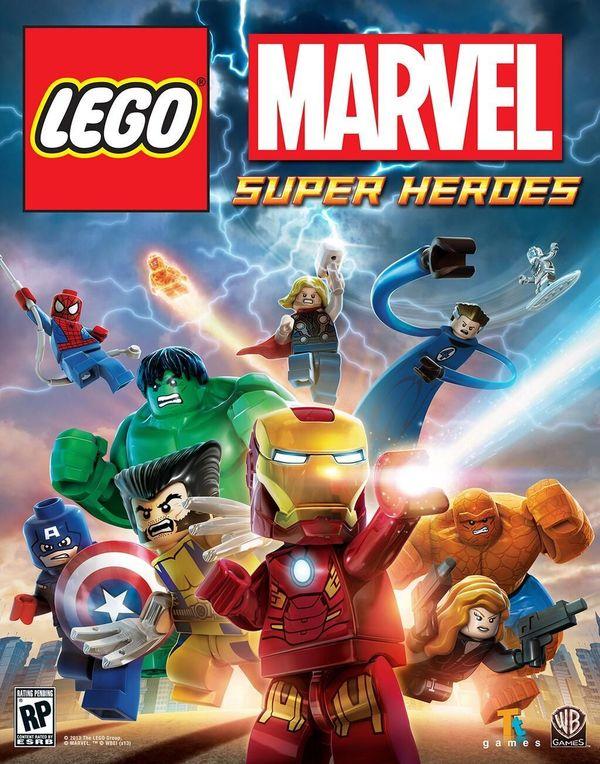 Marvel Superhrdinové online