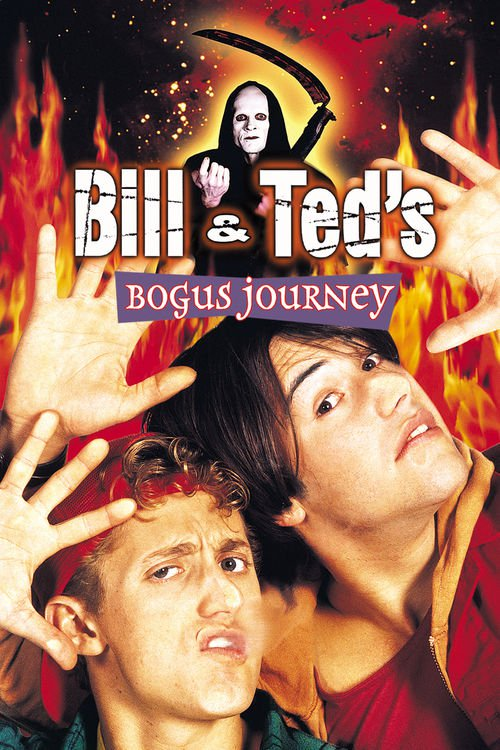 Neskutečná cesta Billa a Teda online