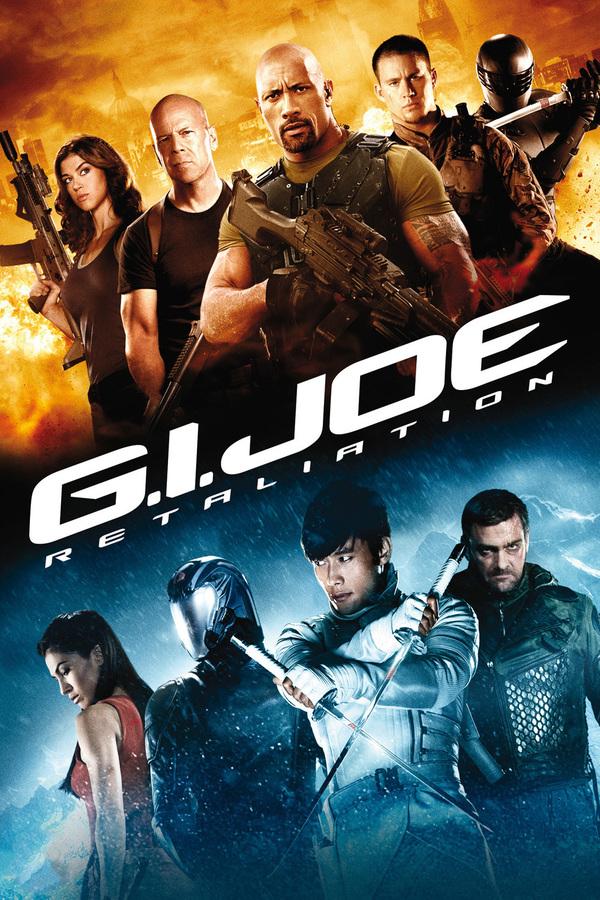 G. I. Joe 2: Odveta online