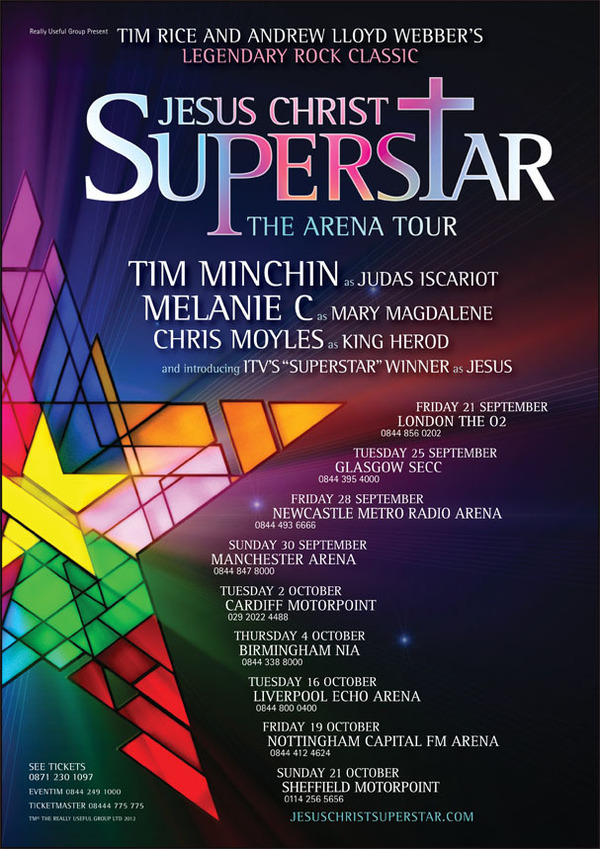 Jesus Christ Superstar: Live Arena Tour online