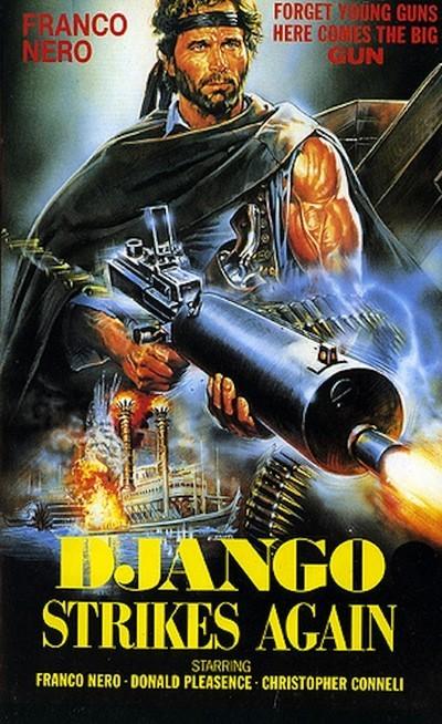 Django se vrací online