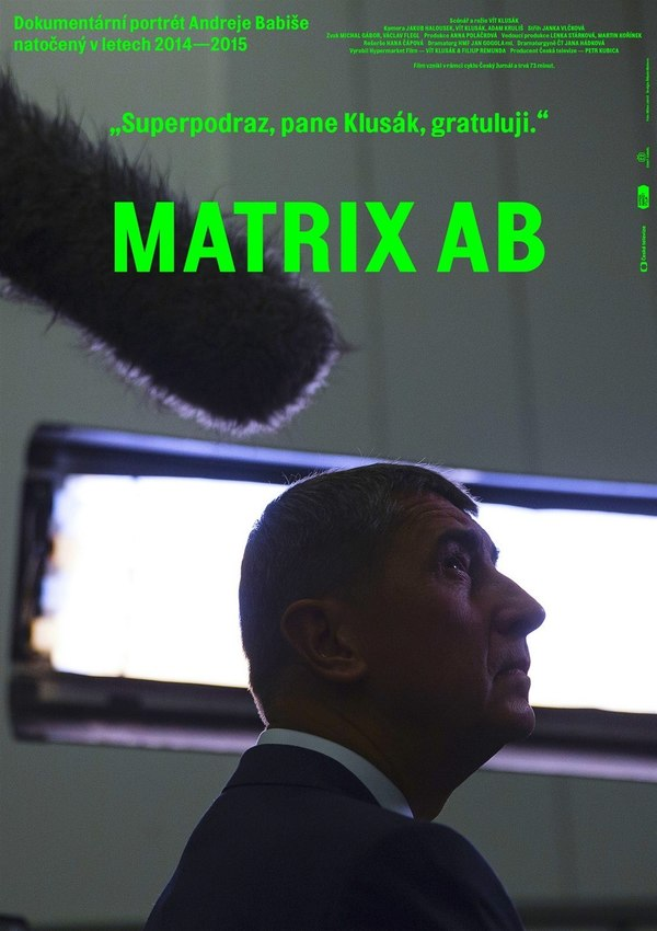 Český žurnál: Matrix AB online