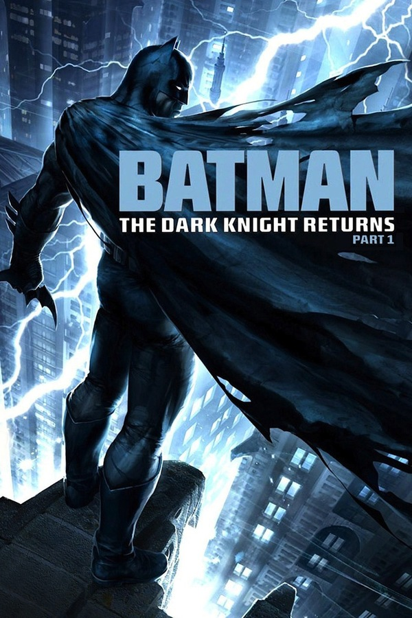 Batman: Návrat Temného rytíře, část 1. online