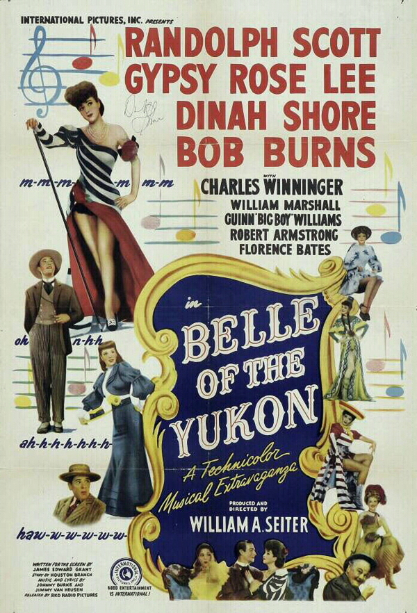 Belle of the Yukon online