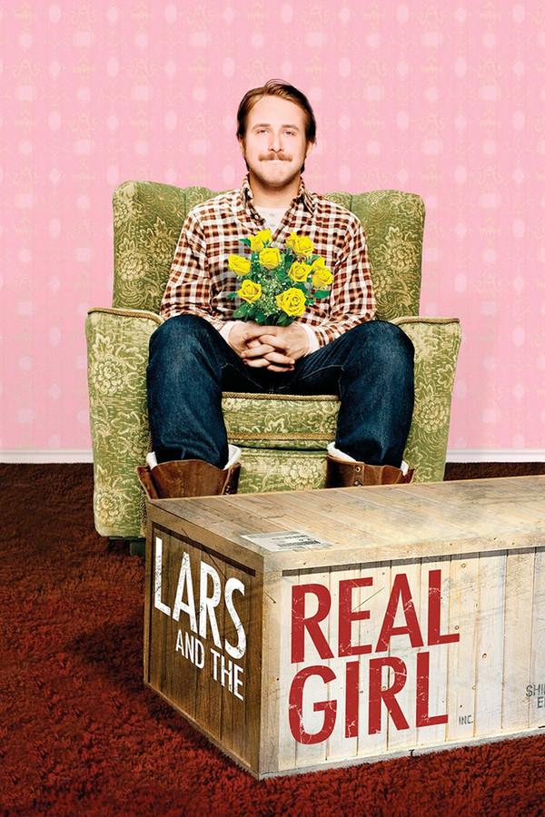 Lars a jeho vážná známost online