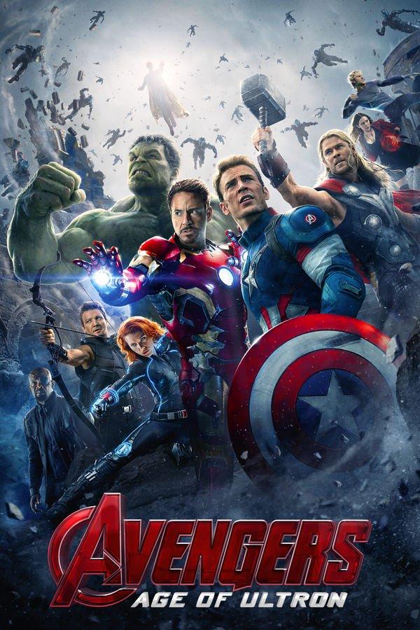 Avengers 2: Vek Ultrona online