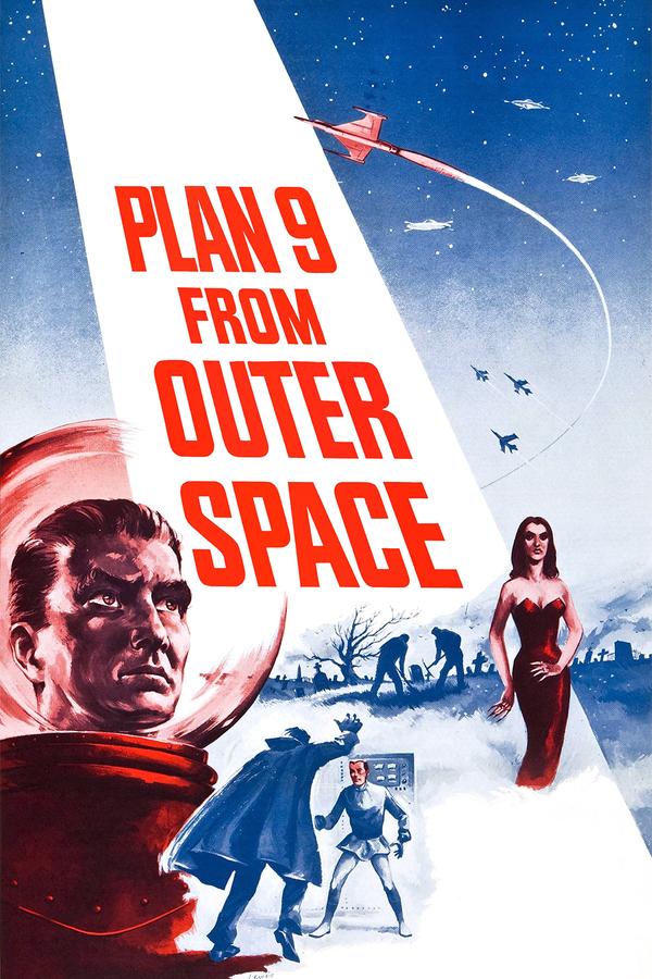 Plán 9 z vesmíru online