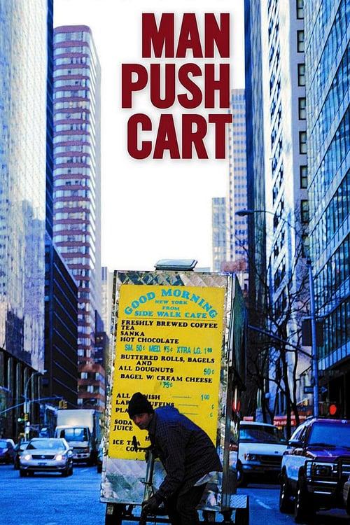 Man Push Cart online