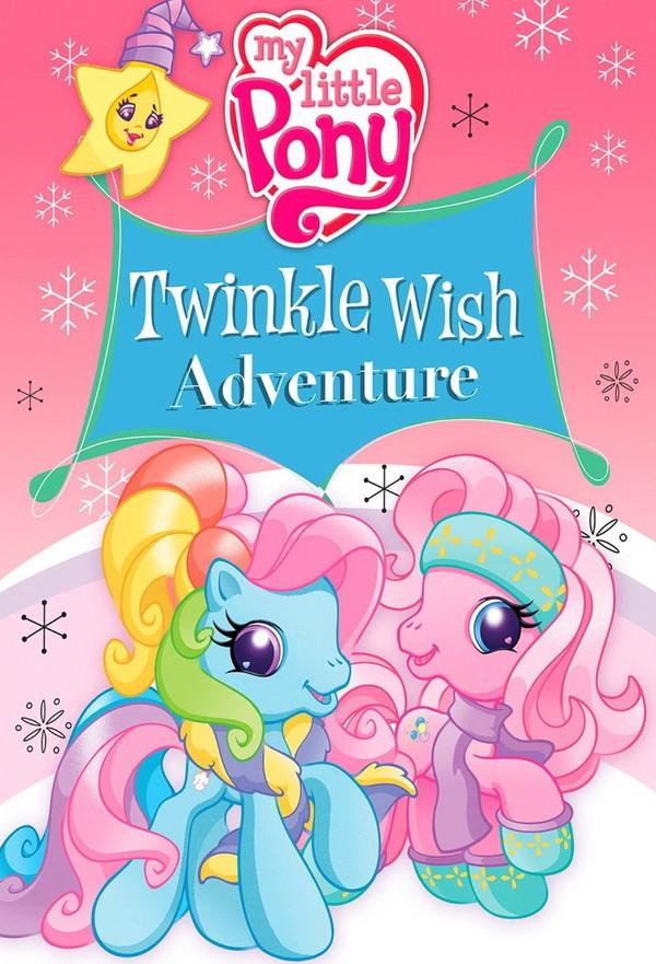 Můj malý pony: Tajná přání online