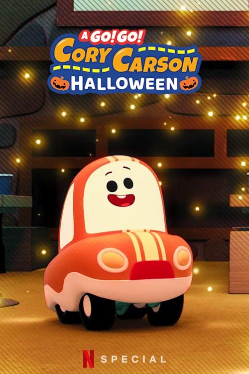 Tut tut autíčko Otík a Halloween online