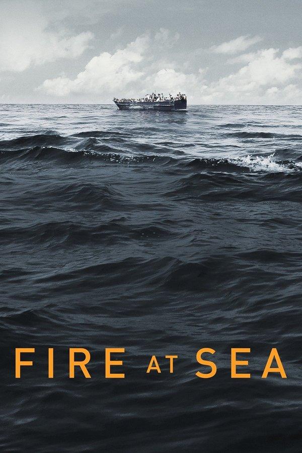 Požár na moři online