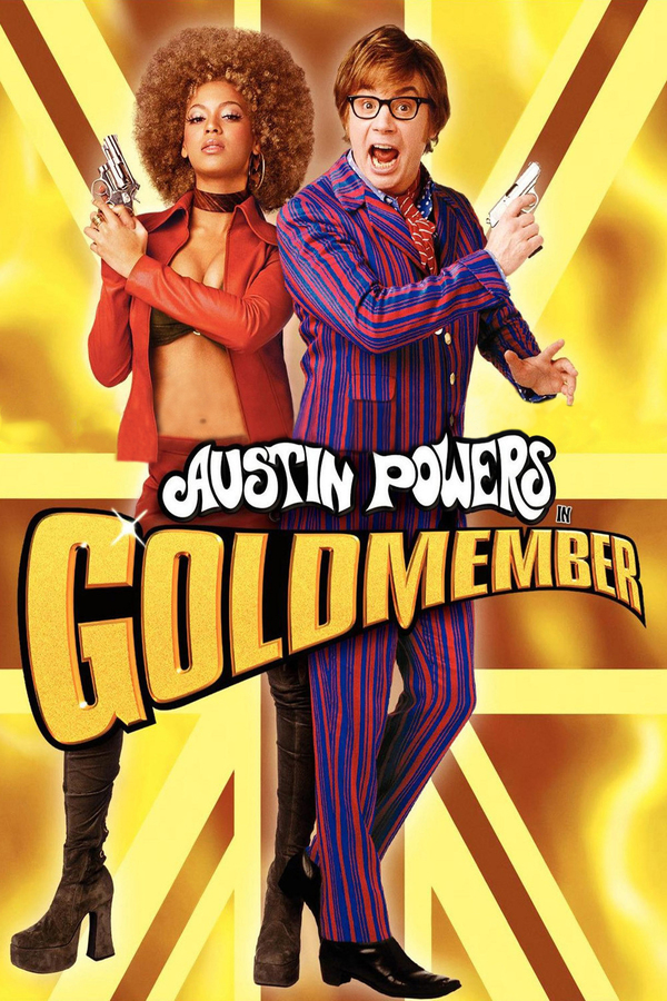 Austin Powers - Goldmember online