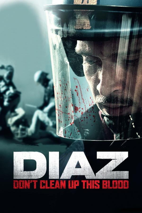Diaz: Neuklízej tu krev online