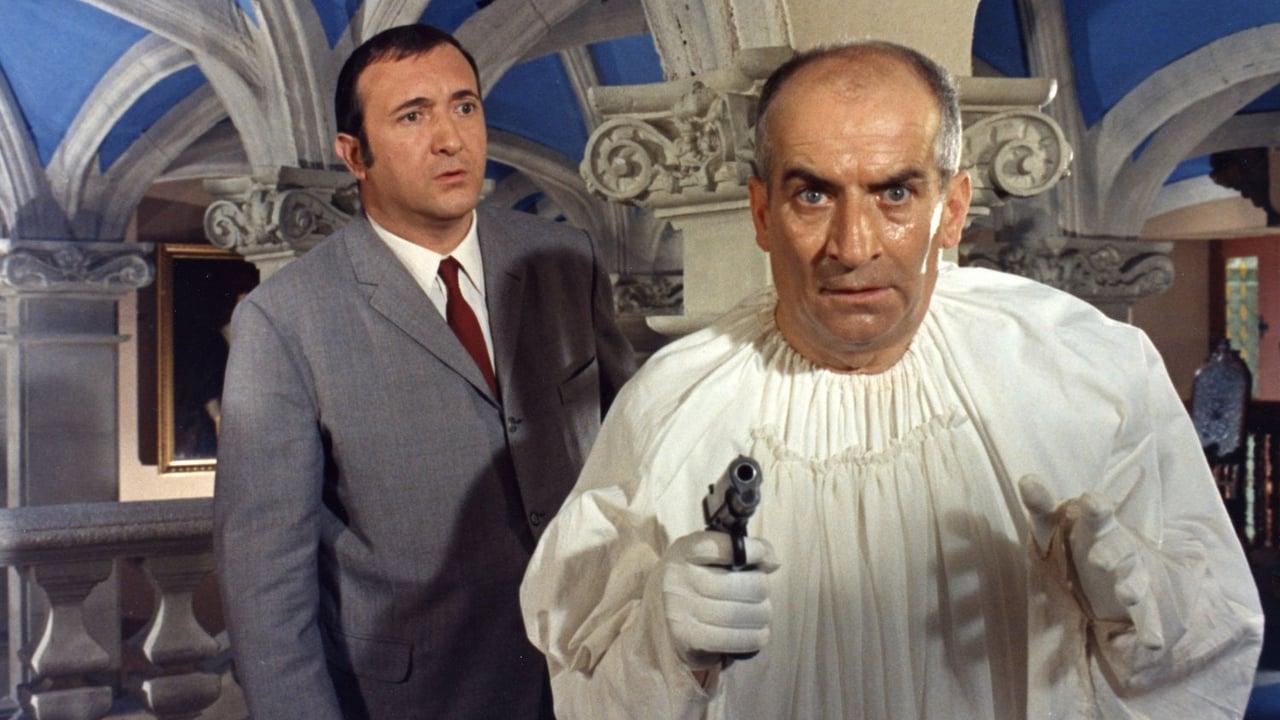 Fantomas kontra Scotland Yard - Tržby a návštěvnost