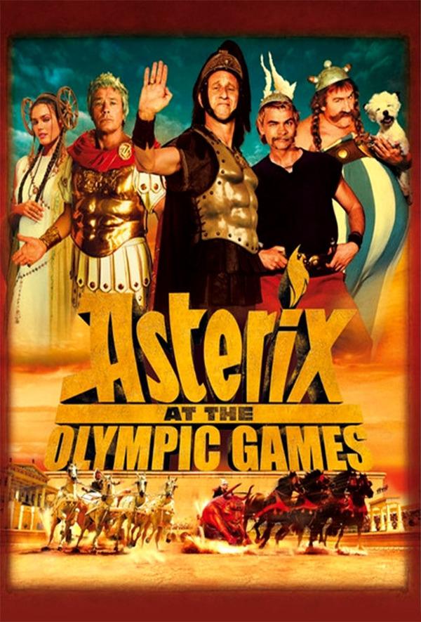 Asterix a Olympijské hry - Tržby a návštěvnost