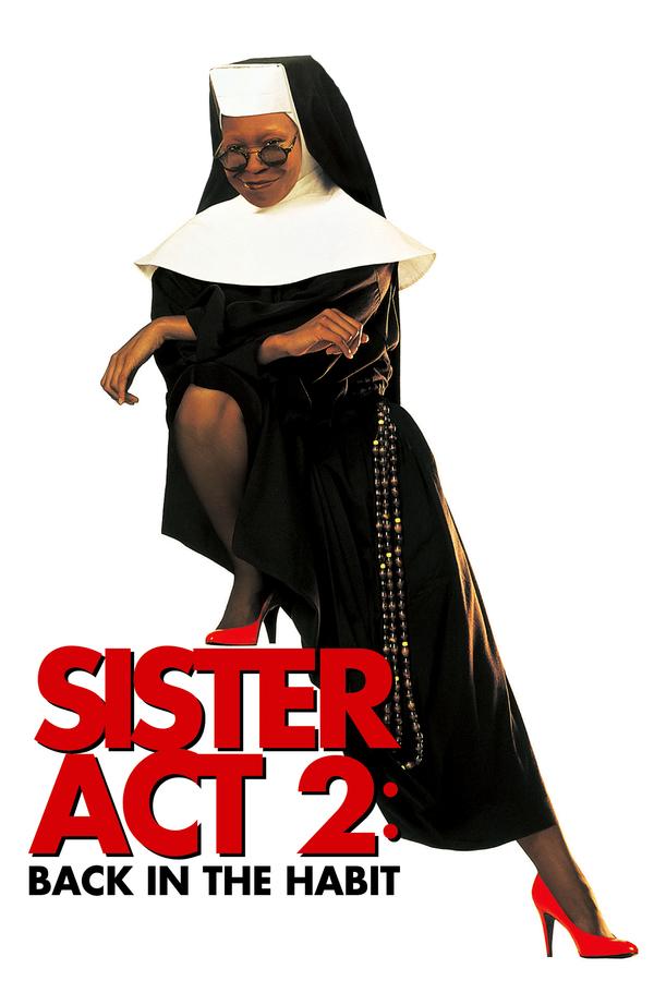 Sestra v akci 2: Znovu v černém hábitu online