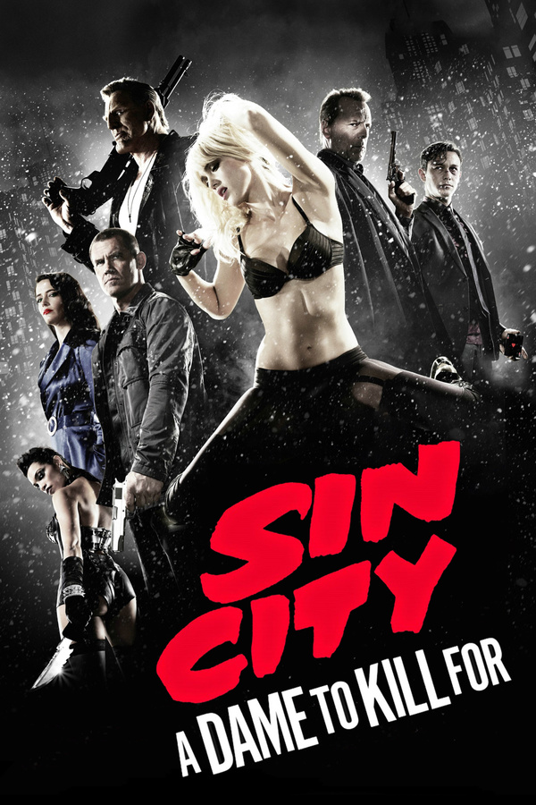 Sin City: Ženská, pro kterou bych vraždil online