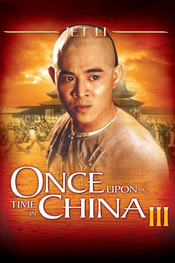 Tenkrát v Číně 3 online