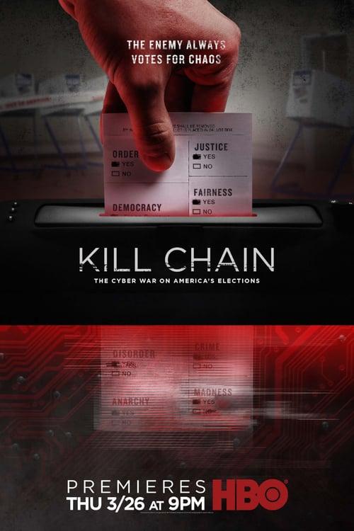 Smrtící řetězec: Americké volby v kyberválce online