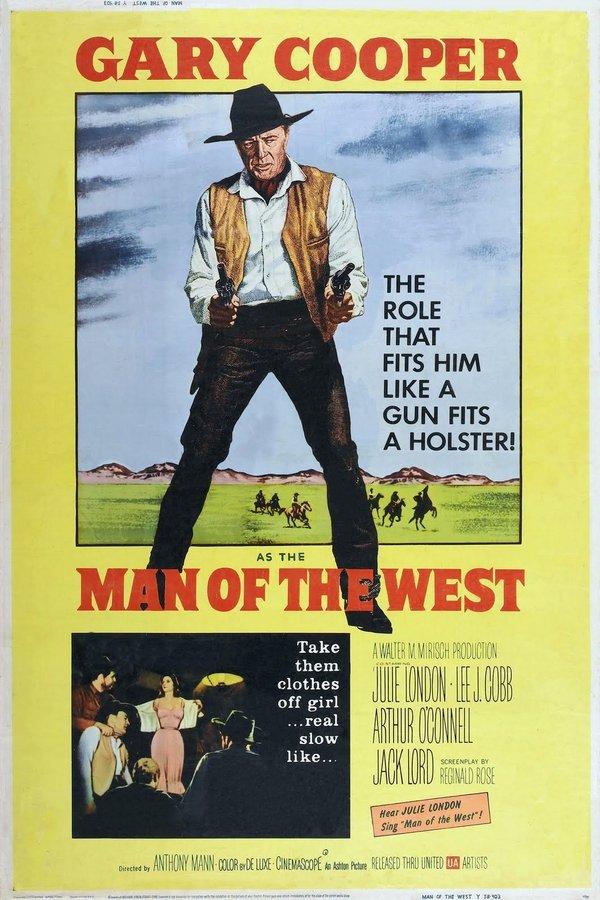 Člověk ze západu online