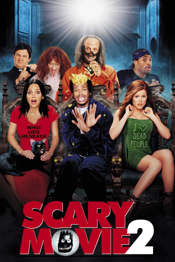 Scary Movie 2 online