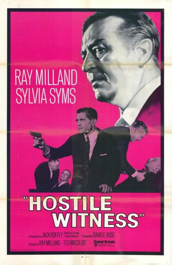 Hostile Witness online