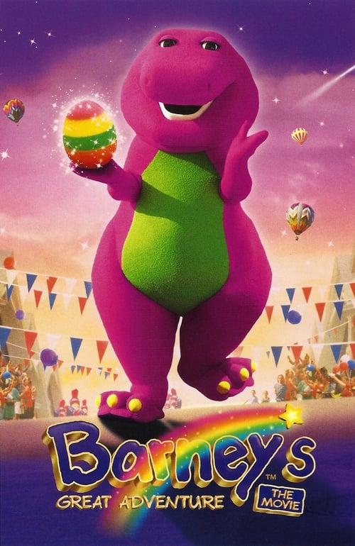Barneyho velké dobrodružství online