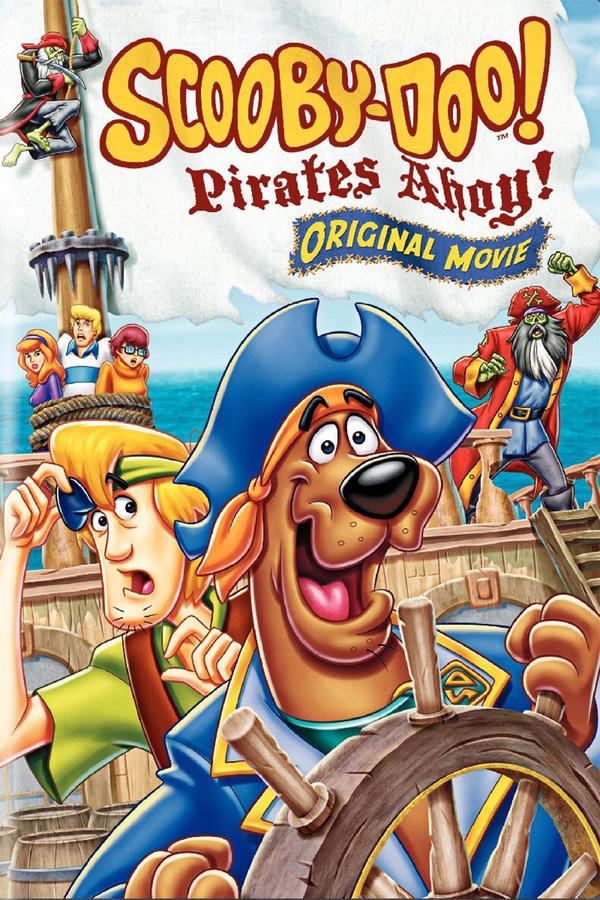 Scooby Doo a piráti online