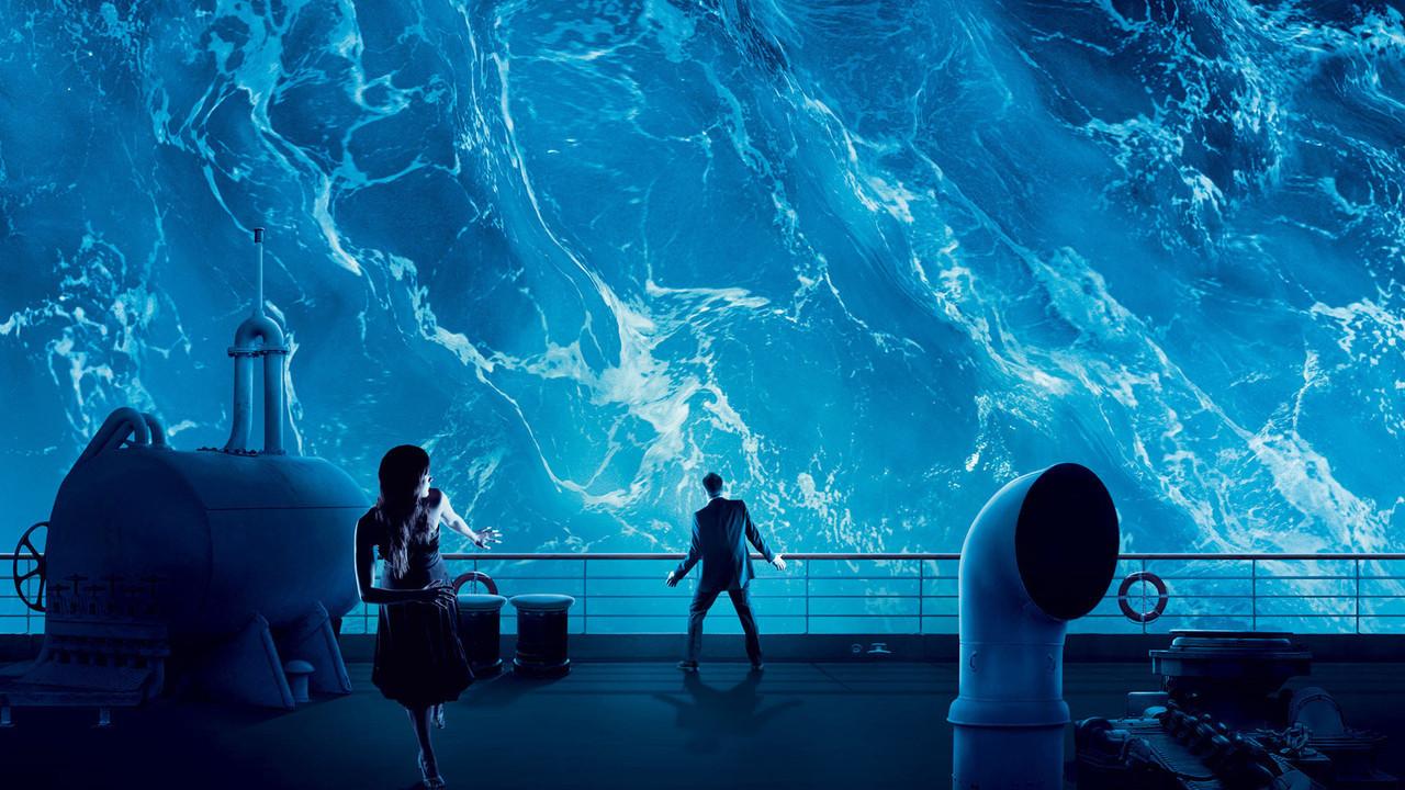 Poseidon - Tržby a návštěvnost