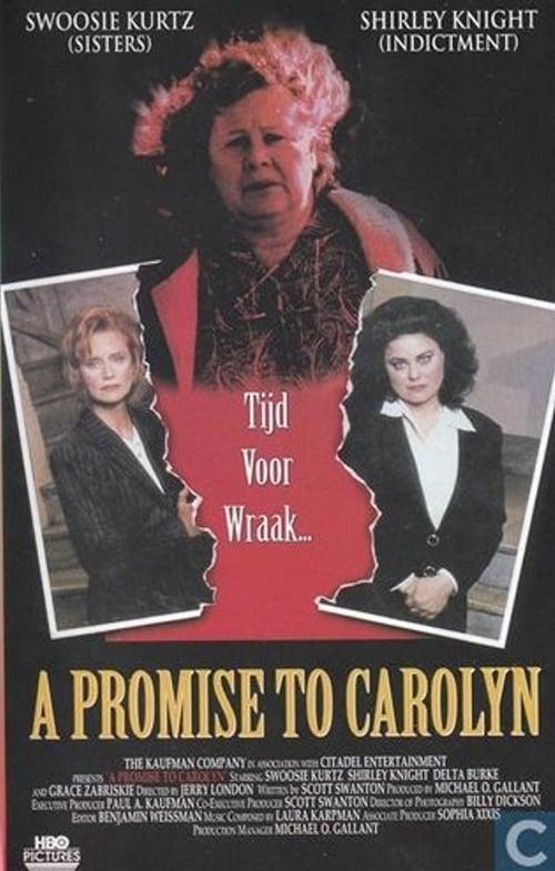 Slib daný Carolyn online