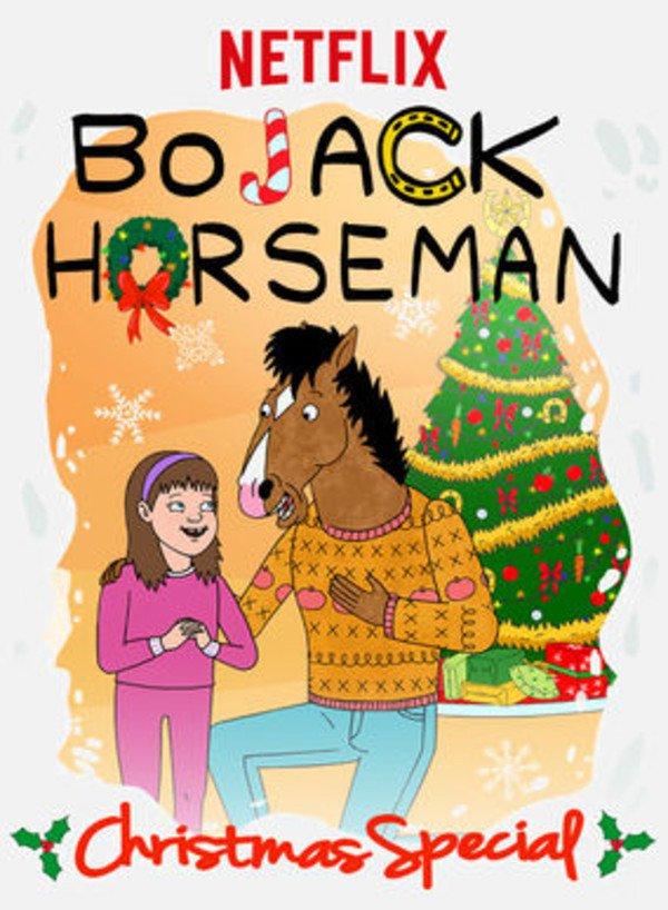 Vánoční speciál BoJacka Horsemana: Sabrinino vánoční přání online