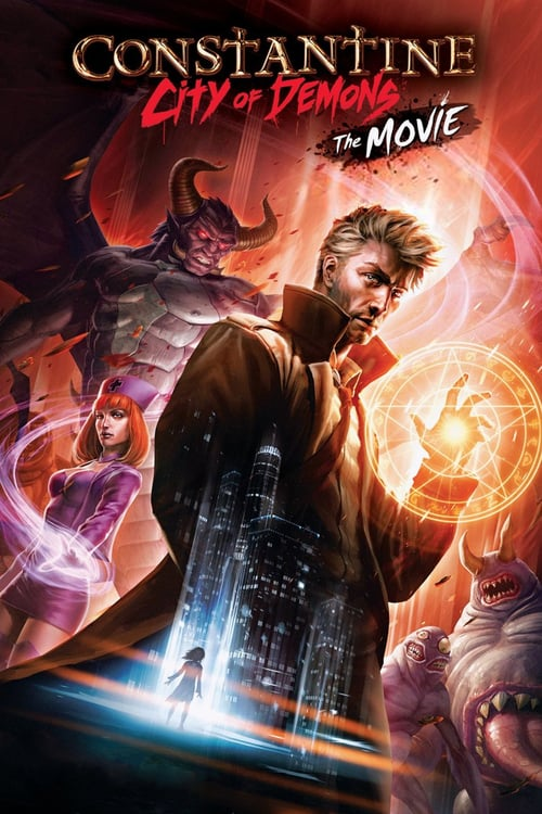 Constantine: City of Demons - The Movie online