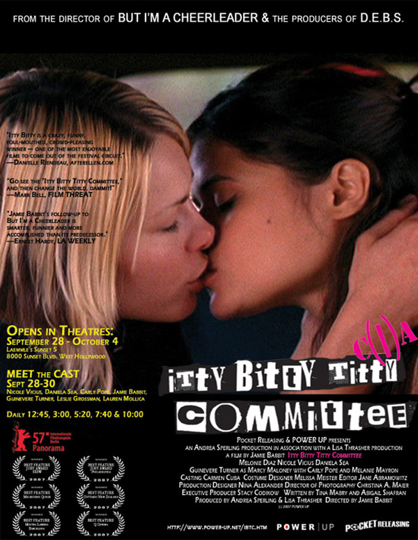 Itty Bitty Titty Committee online
