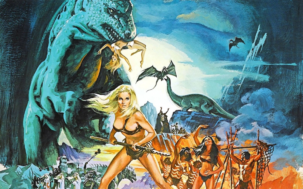 Když dinosauři vládli světu