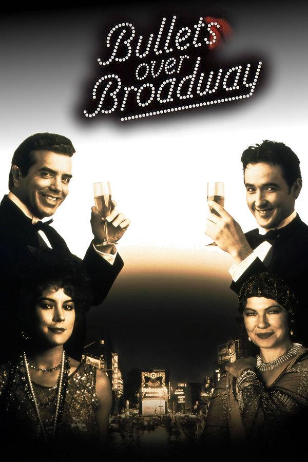 Výstřely na Broadwayi - Tržby a návštěvnost