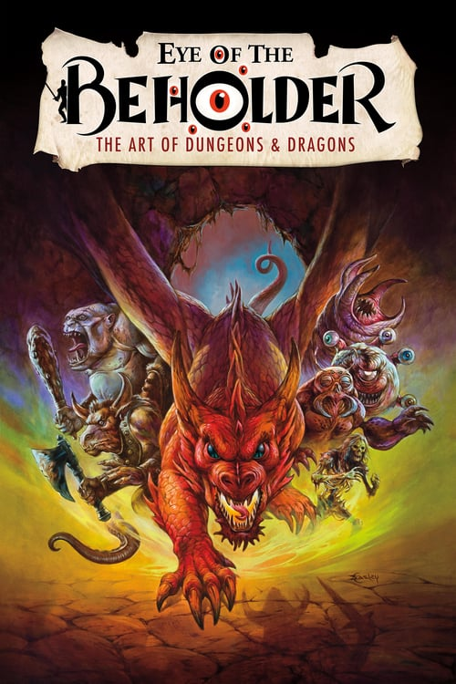 Eye of the Beholder: The Art of Dungeons and Dragons online