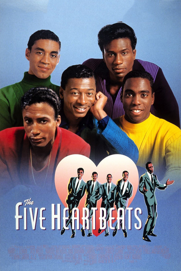 The Five Heartbeats online