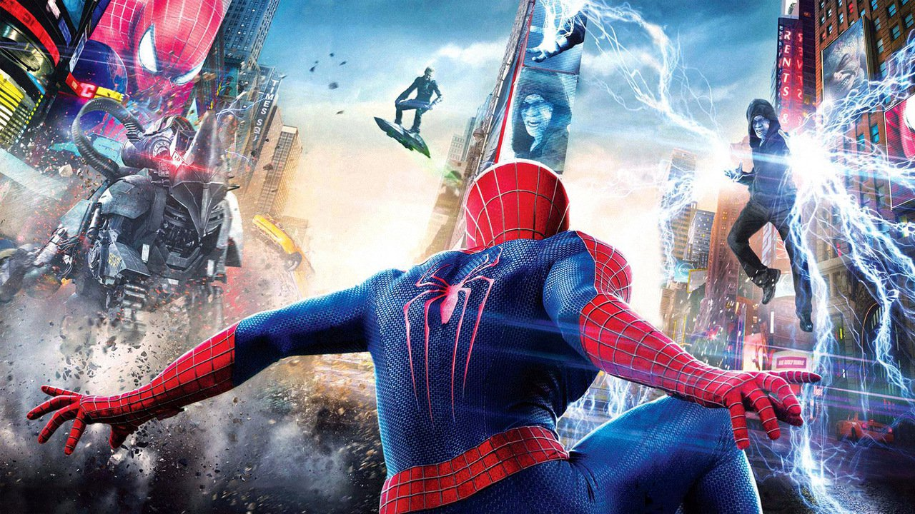 The Amazing Spider-Man 2 online