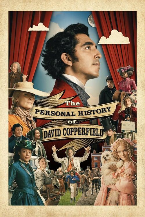 Kouzelný svět Davida Copperfielda online