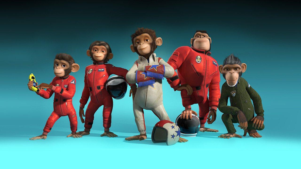 Vesmírní opičáci - Tržby a návštěvnost