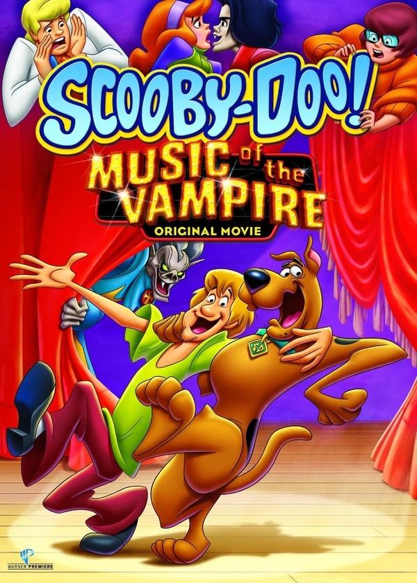 Scooby-Doo! Upíří hudba online