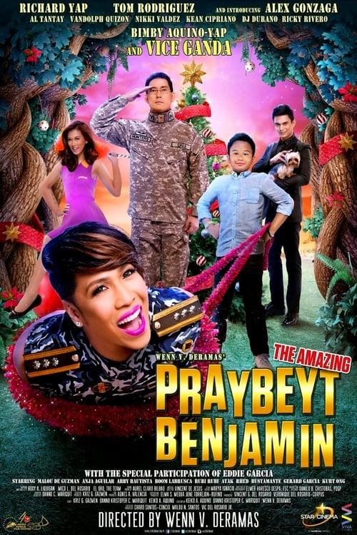 The Amazing Praybeyt Benjamin online