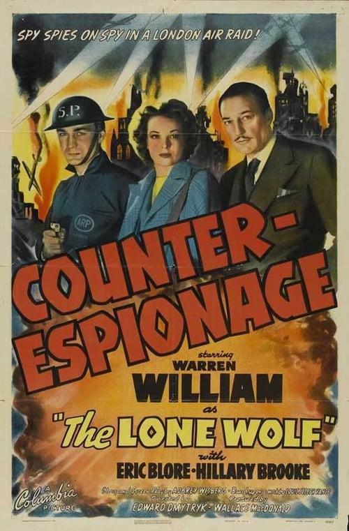 Counter-Espionage online