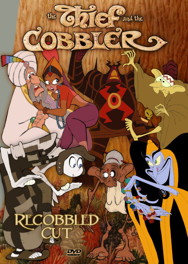 The Thief and the Cobbler online