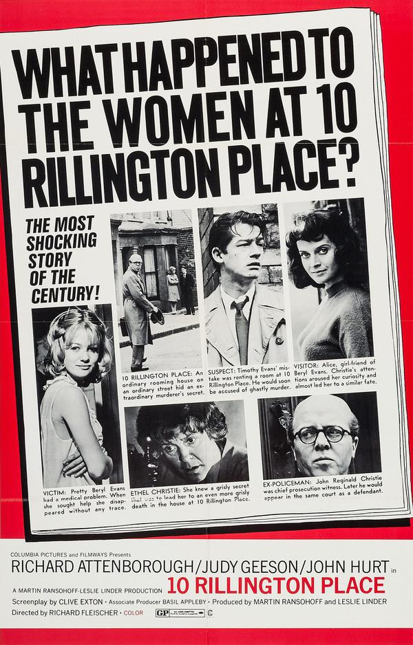 Rillington Place č.10 online