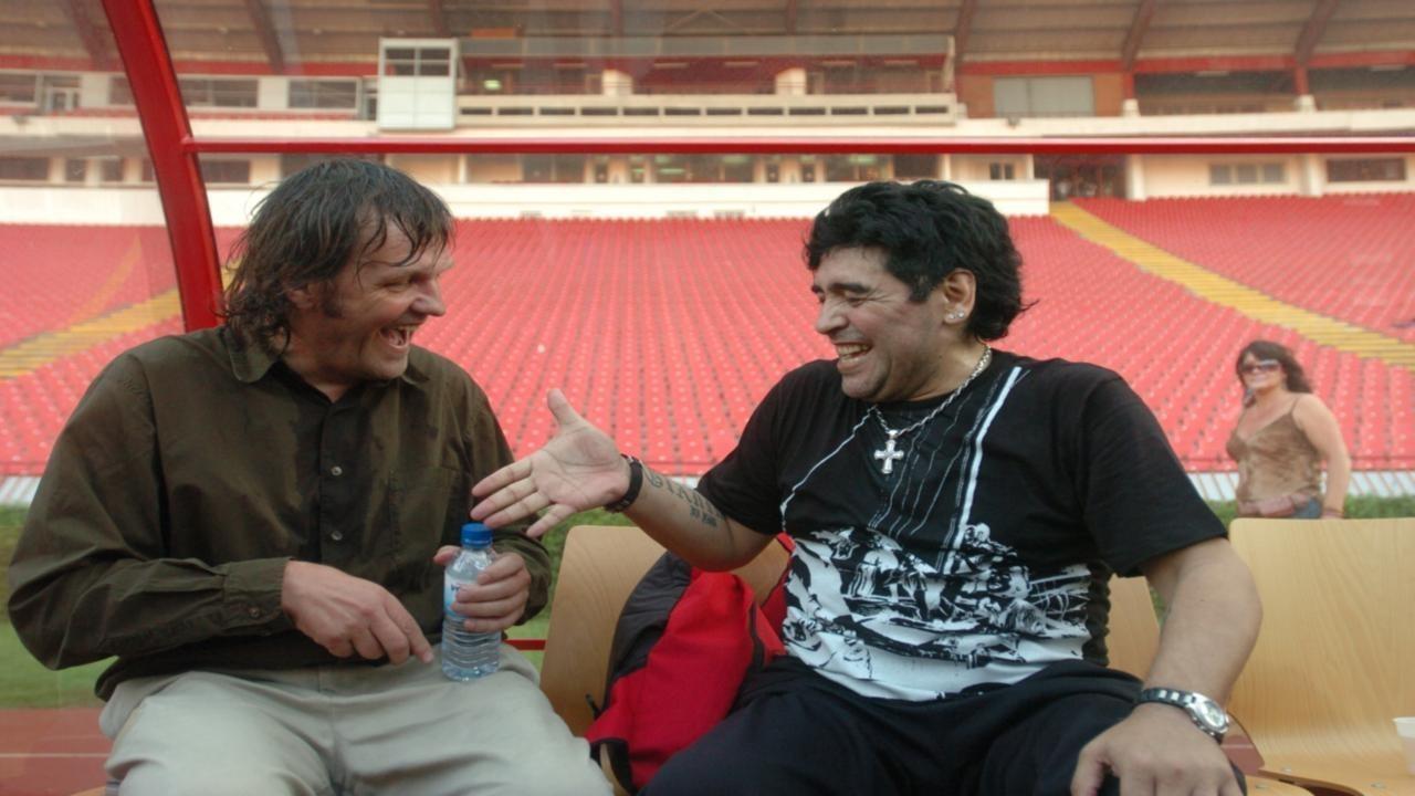 Maradona režie Kusturica