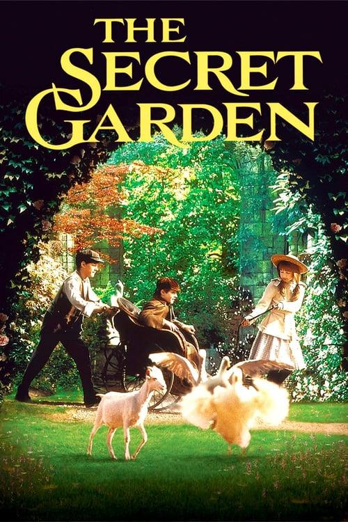 Tajemná zahrada online