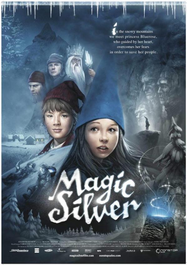 Magické stříbro online