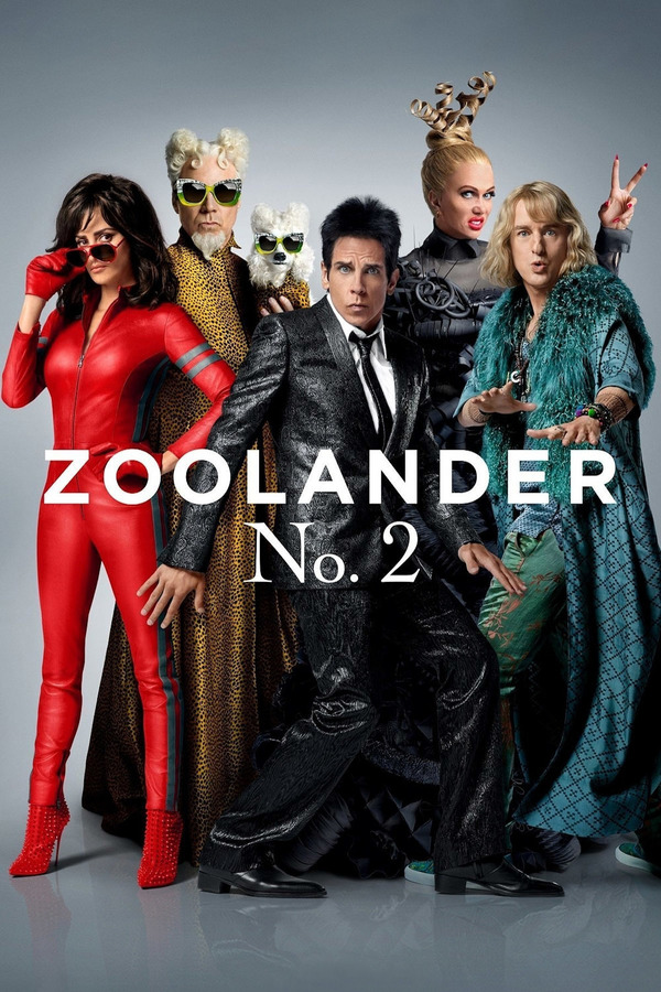 Zoolander No. 2 - Tržby a návštěvnost